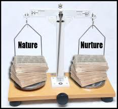 Scales Weighing The Nature Nurture Debate