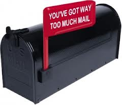 Over Stuffed Email Box