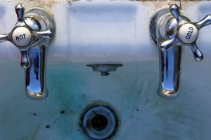 bipolar disorder hot and cold water faucets depicting manic depressive episodes