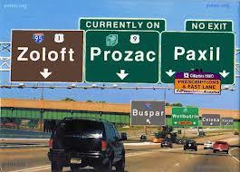 Antidepressant Highway